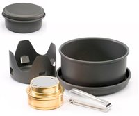 Gelert Phoenix Mini Cookset 5 piece