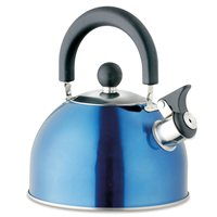 Gelert 2L Stainless Steel Whistling Kettle