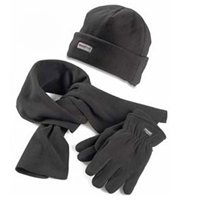 Gelert Kids Hat Glove & Scarf Set