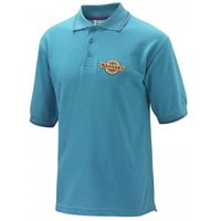 David Luke Beaver Tipped Polo Shirt