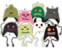 White Rock Bad Trip Monster Hats