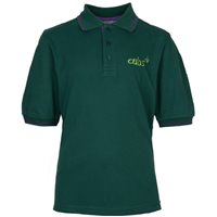 David Luke Cub Tipped Polo Shirt