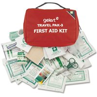 Gelert Travel Pak 3 First Aid Kit