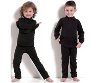 Trespass Potter Kids Thermal Base Layer SET