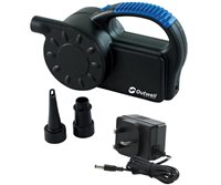 Outwell Tornado 12v/230v Rechargeable Pump