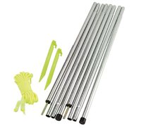 Outwell Upright Steel Pole Set