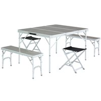 Easy Camp Dijon Picnic Table & Chair Set