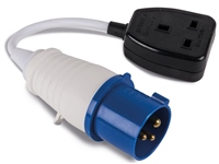 Kampa UK Socket Conversion Lead
