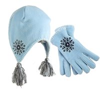 Gelert Girls Hat & Glove Set
