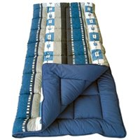 SunnCamp Expression Super Deluxe King Size Sleeping Bag