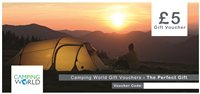Camping World Gift Vouchers (Option: 5)