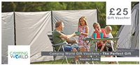 Camping World Gift Vouchers (Option: 25)
