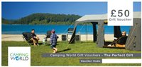 Camping World Gift Vouchers (Option: 50)
