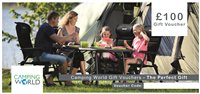Camping World Gift Vouchers (Option: 100)