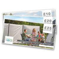Camping World Gift Vouchers
