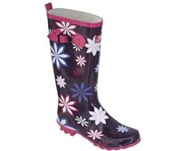 Trespass Flora Womens Wellington Boots