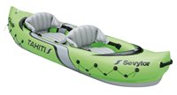 Sevylor Tahiti 2 Man Kayak 2012