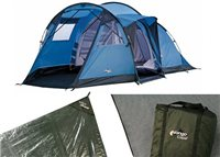 Vango Tigris Horizon 400 Package Deal
