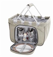 Outwell Folding Picnic Basket