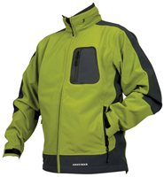 White Rock Tangent Mens Soft Shell WProof Jacket 2010 KIWI