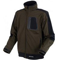 White Rock Tangent Mens Soft Shell WProof Jacket