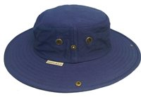 White Rock Classic Outback Hat NAVY BLUE
