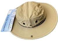 White Rock Classic Outback Hat with Band KHAKI