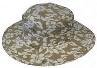White Rock Outback X-Lite Hawaiian Hat BEIGE
