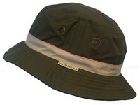 White Rock Oasis Cotton Solid Band Hat OLIVE