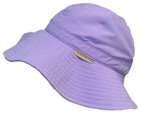 White Rock Lady Wide Brimmed Hat LILAC