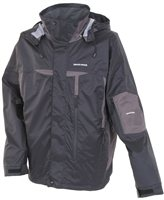 White Rock Typhoon Men's Jacket BLACK
