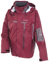 White Rock Typhoon Men's Jacket BURGUNDY