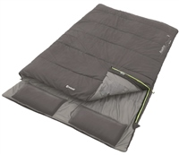 Outwell Roadtrip Double Sleeping Bag 2020 Campaign Special