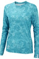 Surfanic Long Sleeve Crew Diva Womens Baselayer
