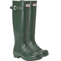Hunter Original Wellington Boot  - Green