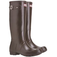 Hunter Original Wellington Boot - Chocolate Brown