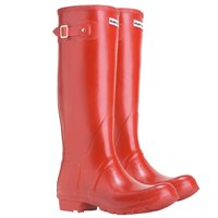 Hunter Original Wellington Boot - Red