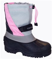 Manbi Ignition Kids Technical Snow Boots