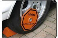 Unipart Excalibur Receiver  Wheel Lock