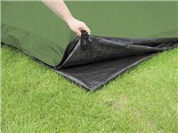 Easy Camp Boston 500A Footprint Groundsheet 2015
