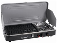 Outwell Chef Cooker Premium 2 Burner Stove