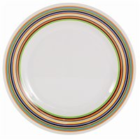 Outwell Melamine Summer Dinner Plate
