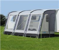 Kampa Rally 390 Awning 2013