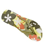Trespass Zaba Flip Flops PESTO
