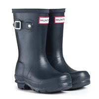 Hunter Original Kids Wellington Boot - Navy