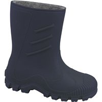 Manbi Splash Kids Fleece Lined Welly Boots