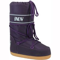Manbi Kids Purple Space Boots