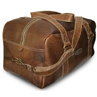 Rogue RTG3B North African Buffalo Leather Overnight Bag