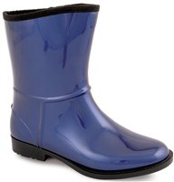Lunar Mist Short Wellington Boot