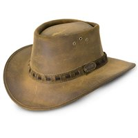 Rogue One Ten Old Suede Leather Hat 110P